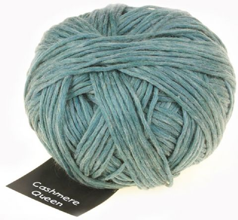 Schoppel-Wolle CASHMERE QUEEN petrol 5990